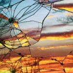 Broken Mirror/Evening Sky 3