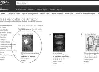 Top gratuitos Amazon